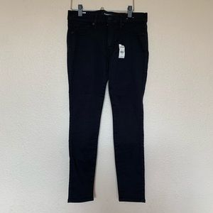 NWT Express black skinny jeans